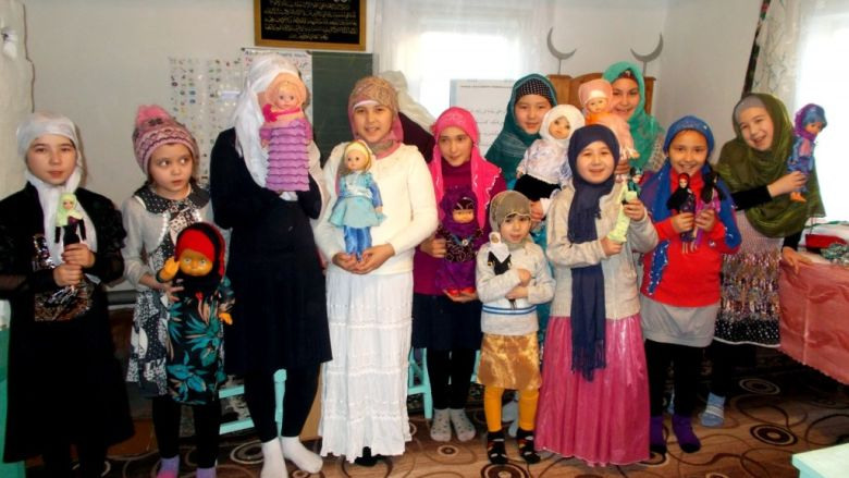Хиджаб тюмень