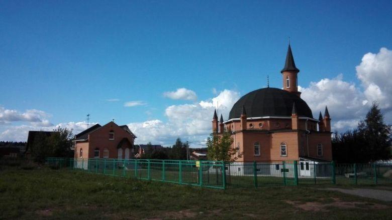 мечеть солнецно горск