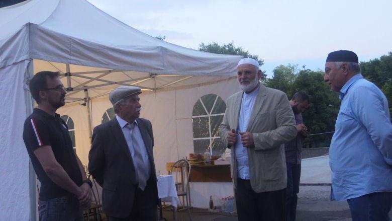 журналист ифтар